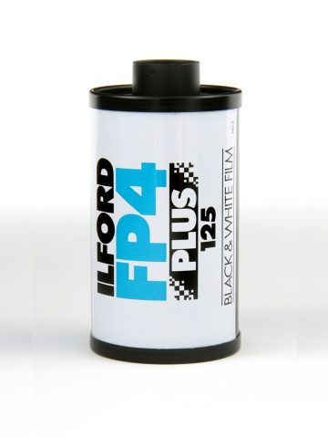 Ilford FP 4 Plus <br>135-36 film