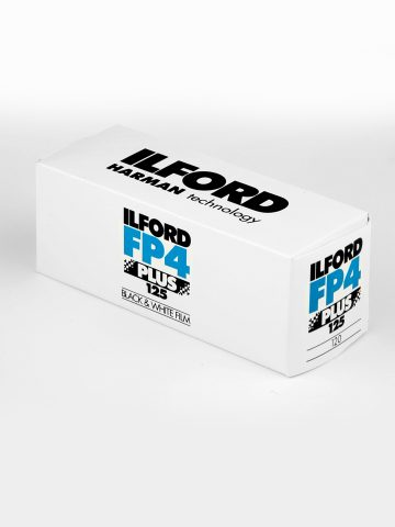 Ilford FP 4 Plus<br>120 film