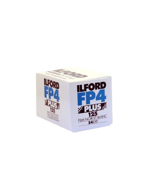 Ilford FP 4 Plus 135-24