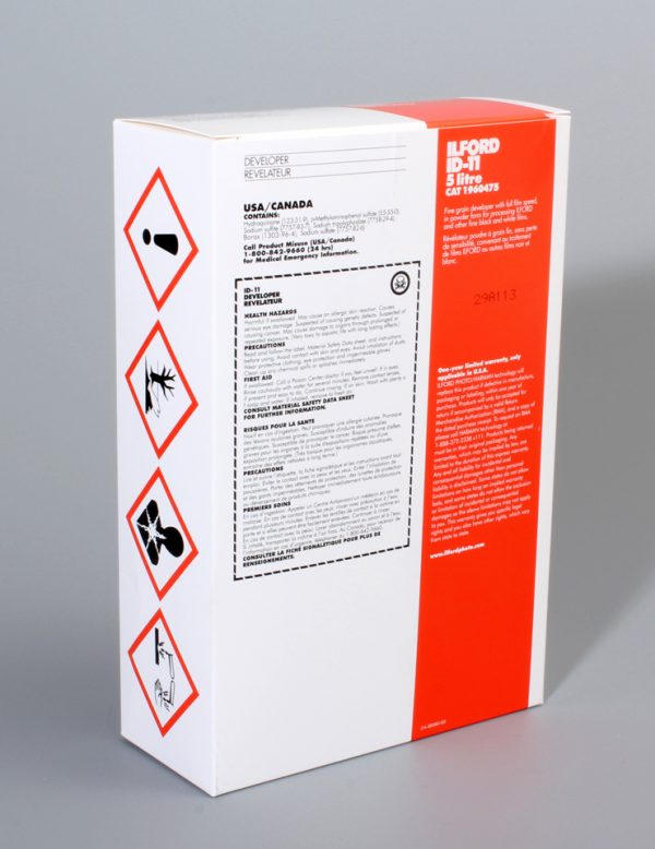 ID - 11 Developer Powder to make 5 Litres