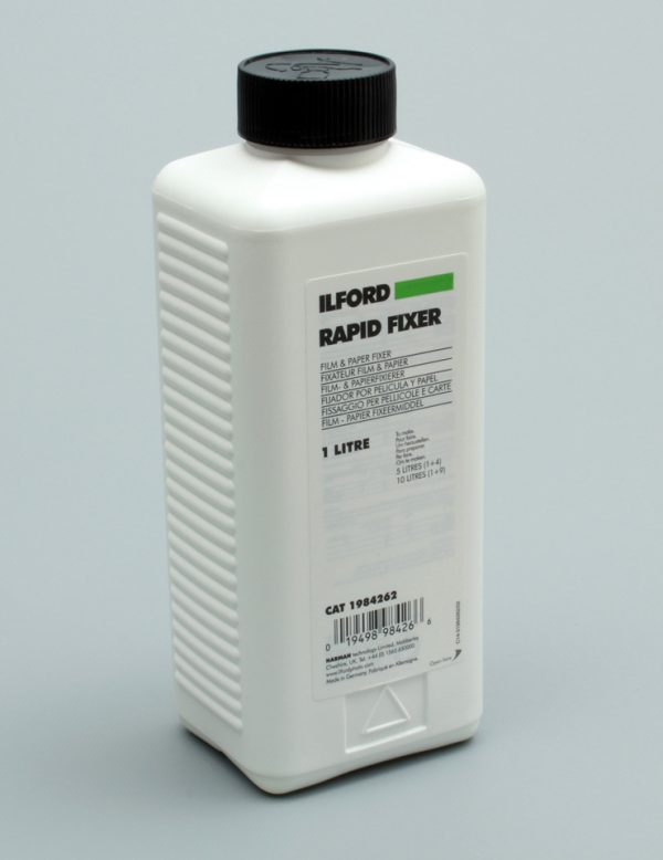 Ilford Rapid Fixer (Dilution 1+4)