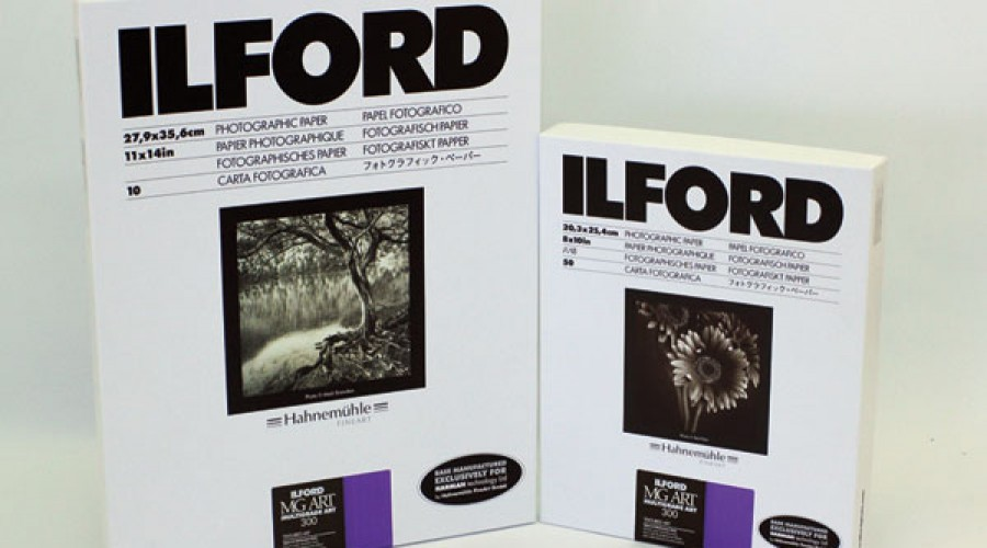 ILFORD MULTIGRADE ART 300 Released