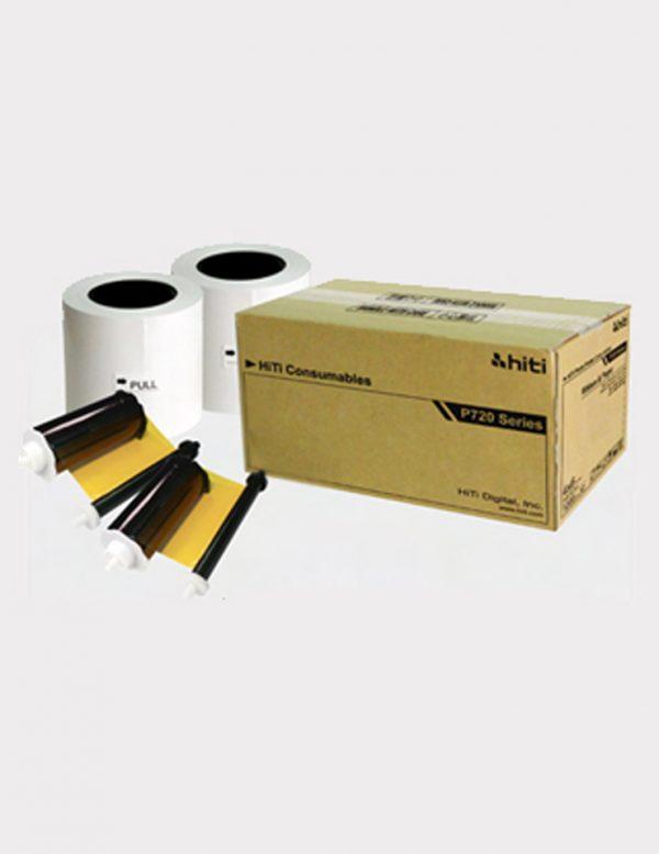 P720L Roll Media (6 x 4)
