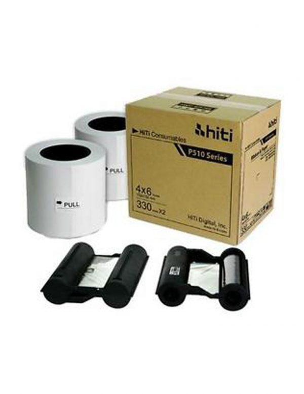 HITI P510 S/K 6X4 Media