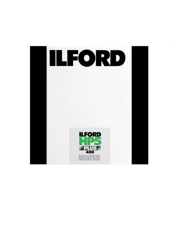Ilford HP 5 Plus 102 x 127mm 25 Sheets