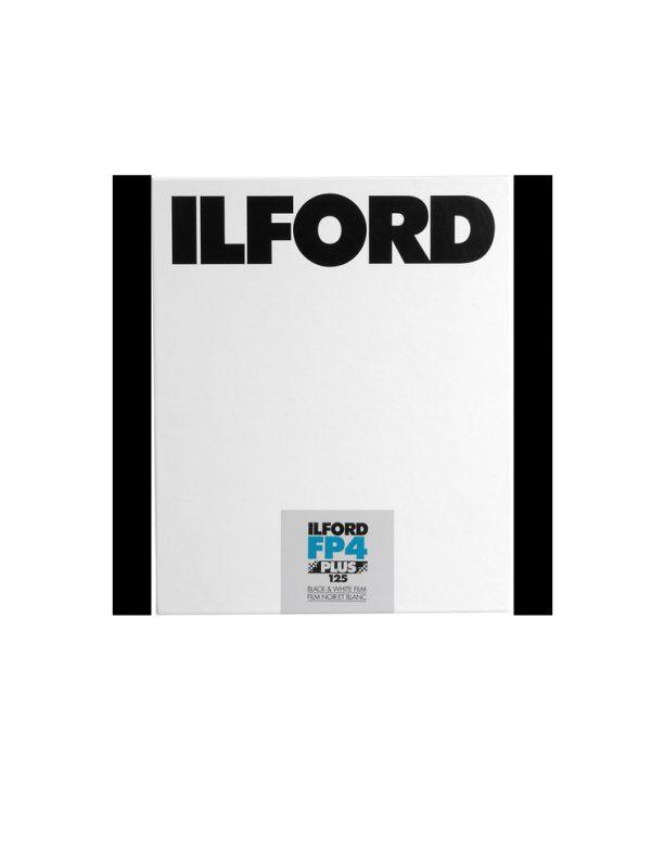 Ilford FP 4 Plus 102x127mm 25 sheets