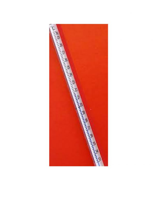 """Paterson Certified Thermometer 9"""""""