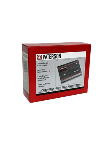 Equipment|Paterson Darkroom Accessories – Midsouth Distributors