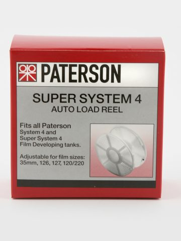 Paterson Auto Load Reel 6 pack