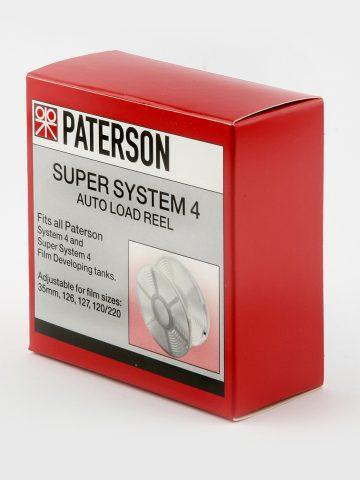Paterson Auto Load Reel (Single)