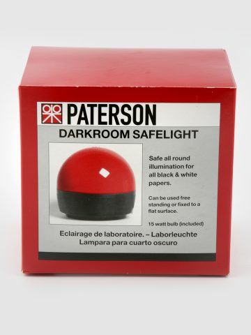 Paterson Safelight with Dome