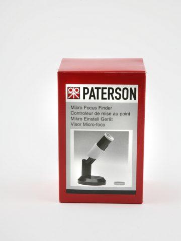 Paterson MicroFocus Finder